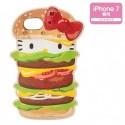 Hello Kitty D-Cut Ip7 Case: