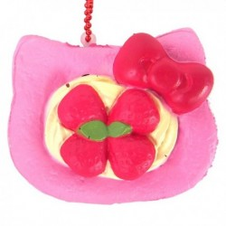 Hello Kitty Squishy Mascot Danish Berry
