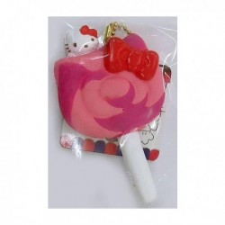 Hello Kitty Squishy Mascot Candy Berry Pink