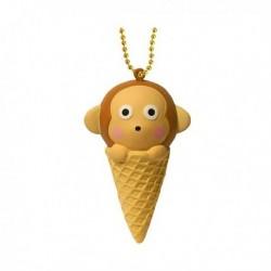 Monkichi Squishy Mascot Cone