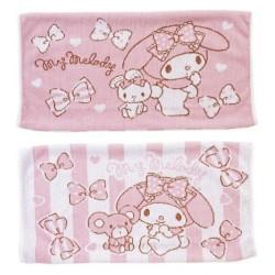 My Melody Towel Pillow Case: Ribbon