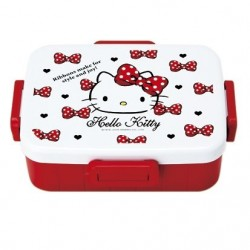 Hello Kitty Lunch Container: Red Ribbon