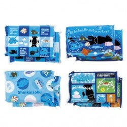 Shinkaizoku 8Pcs Mini Tissue Set