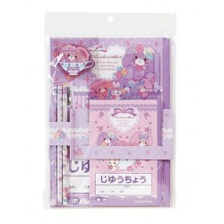 Bonbonribbon Pencils & Notebook Set