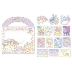 15 Stickers:Ts