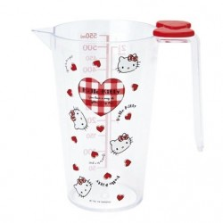 Hello Kitty Measuring Cup: Heart