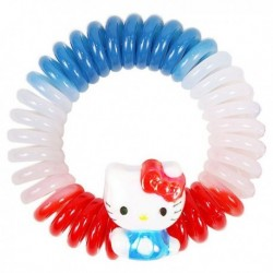 Hello Kitty Ponytail Holder: Coil