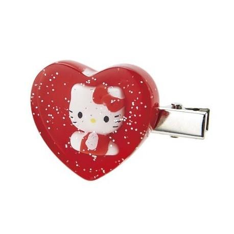 Hello Kitty Hair Clips Mascot