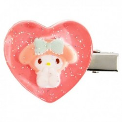 My Melody Hair Clips: Mascot