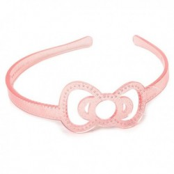 Hello Kitty Headband: Pink Ribbon