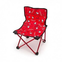Hello Kitty Folding Mini Chair: Red