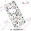 Hello Kitty Galaxy Note3 Jewelry Hard Case Cover