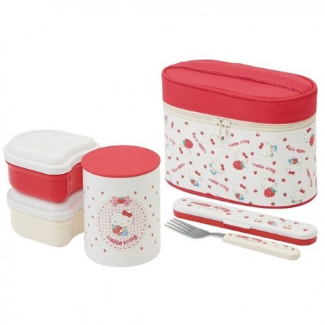Hello Kitty Keep Warm Lunch Jar Pencil