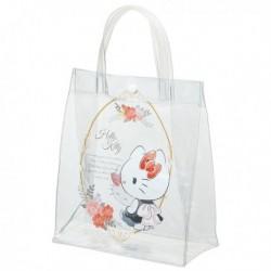 Hello Kitty Clear Lunch Bag Elegant