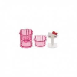 Hello Kitty Small Size Rice Ball Mold