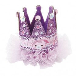 My Melody Hair Clip: Crown