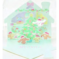 Hello Kitty Xmas Card: JX 82-7
