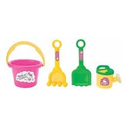 Hello Kitty Sand Play Set:Small Toy