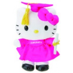 Hello Kitty Bean Doll:Graduation Assorted