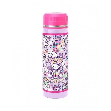 Hello Kitty Stainless Steel Bottle:Tokidoki