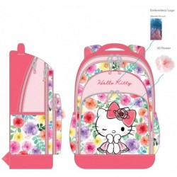 Hello Kitty Backpack 16inch Flora