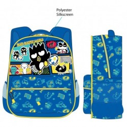 Badtz-Maru Petite Backpack Football