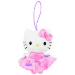 Hello Kitty Mascot Plush: Ornament Assorted
