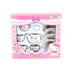 Hello Kitty Porcelain Tea Set: Sweet Princess
