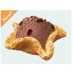 Assorted Squishy Toy Waffle Choco Shape