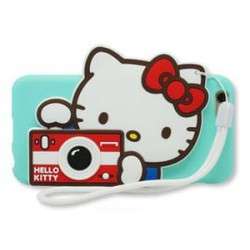 Hello Kitty iPhone X Cover Mint Camera