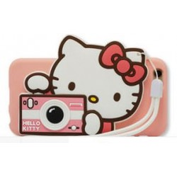 Hello Kitty iPhone X Cover Pink Camera