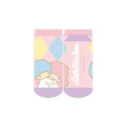 Little Twin Stars Argyle Socks