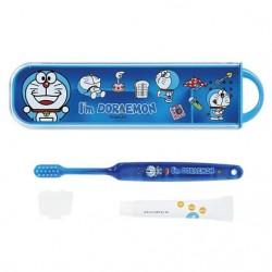 I'm Doraemon Travel Toothbrush Set: Case