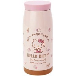 Hello Kitty Stainless Bottle: Cafe
