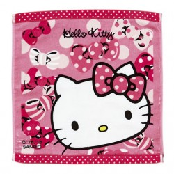 Hello Kitty Wash Towel: Ribbon