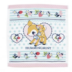 Hummingmint Wash Towel: Strawberry