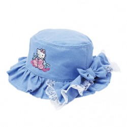 Hello Kitty Hat with Awning: