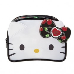 Hello Kitty Vinyl Pouch: Face