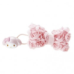 My Melody Ponytail Holder: Pearl