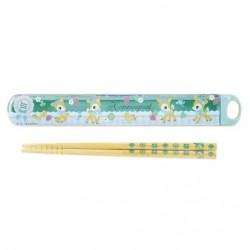 Hummingmint Chopsticks & Case: Clover