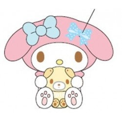 My Melody Plush For Surprise Bag:
