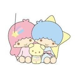 Little Twin Stars Plush For Surprise Bag:
