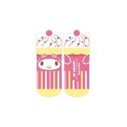 My Melody Cake Socks