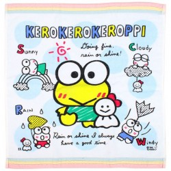 Keroppi Wash Towel: Weather