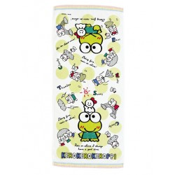 Keroppi Hand Towel: Weather