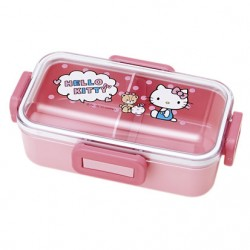 Hello Kitty Lunch Container: Dome Dot