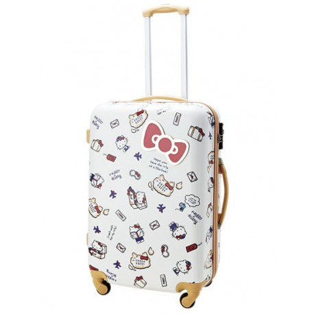 Hello Kitty Rolling Luggage: Trvl