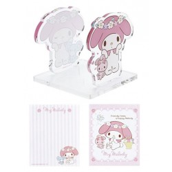 My Melody Memo Stand with Memopad: