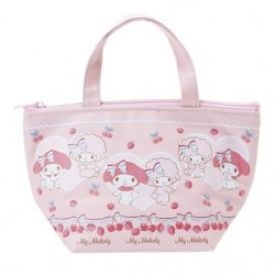 My Melody Lunch Cooling Bag with Rfrgrnt: