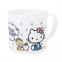 Hello Kitty Plastic Cup: Dot